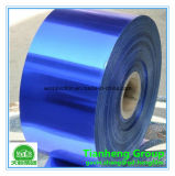 Голубая пленка PVC твердая для упаковки фармацевтических/снадобья, трудной пленки для вакуума