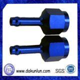정밀도 OEM CNC 기계로 가공 부속, 착색된 양극 처리된 알루미늄 (DKL-M032)