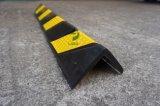 Protezione d'angolo di gomma riciclata sicurezza dei parcheggi (LB-U07)