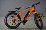 Bici gorda eléctrica del neumático del motor de centro aprobado del Ce de la alta calidad