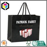 Fábrica de la bolsa de papel de la ropa de lujo de la manera que hace compras