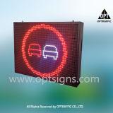 Pantalla LED exterior Pantalla LED Señales de Tráfico Seguridad Vial