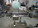 Automatische flache Oberflächen-Fläche-Karten-Papierkasten-Spitzenetikettiermaschine
