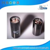 CD60, condensateur électrolytique en aluminium ; Condensateurs de film de polyester ; Par le trou