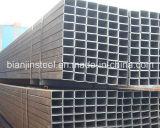 SuperPirce für quadratischen Carboon Stahlrohr-Verbrauch-Aufbau