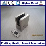 Bride en verre carrée pour le système de balustrade et de balustrade d'acier inoxydable