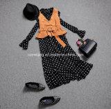Платье `s женщин многоточий польки
