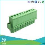 Ce van de Schroef UL (van 5.08) van de Hoogte van de adapter Ma2.5/Vf5.0 van de Draad van de Schakelaars Plastic van de EindBlokken van de Kabel PCB van de Schakelaars
