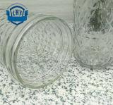 produto comestível 125-700ml, frasco creativo do suco do diamante, embalagem do vidro de frasco do atolamento, frasco de vidro do caviar