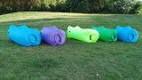 キャンプのための不精なナイロンFoldable膨脹可能な空気スリープの状態であるソファーベッド(C227)