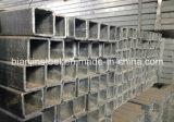 Tubo quadrato d'acciaio di Q345 Carboon per costruzione