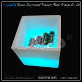 Пластичное ведро льда мебели СИД с дешевым ценой
