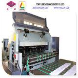 Chaîne de production mince agrafée par fil semi-automatique de livre d'exercice d'école de Ld1020bc machine