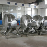 Industrielles Edelstahl-Dampfkochen-Gerät für Nahrung