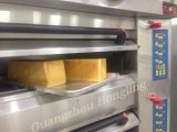 2017 عمليّة بيع حارّ مترف كهربائيّة ظهر مركب فرن إعلان مخبز تحت