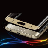 Wärme 3D, die gebogenen Rand-ausgeglichenes Glas-Telefon-Schoner für Rand S7/S7 verbiegt