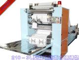 190 tipos y 3 filas de la máquina de papel de extracción encajonada de tejido