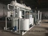 Überschüssiges Öl-Destillation u. konvertieren System, schwarzes schmutziges Öl, das in niedriges Öl konvertiert
