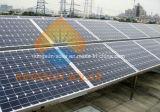 ホームシステムのための2000W太陽電池パネルシステム格子