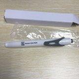 Kundenspezifische Plastikclip-medizinische Pupille Penlight Taschenlampe