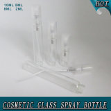 2ml 5ml 8ml 10ml Mini Clear Plastic Perfume Bottle Pulverizador Bomba