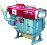 Motor diesel fresco Zs195 del agua para la agricultura