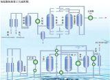 Dispositivo de purificación de nitrógeno de desoxigenación por hidrógeno