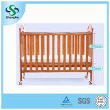 다기능 단단한 나무로 되는 안전 아기 어린이 침대