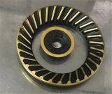 Плита газа Jp-Gc226 крышки горелки нержавеющей стали высокого качества роторный латунный
