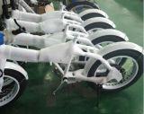 電気自転車の脂肪を折る20インチ