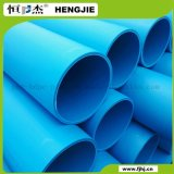 De Blauwe HDPE Pijp van uitstekende kwaliteit voor Watervoorziening