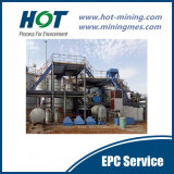 Proyecto del EPC para la planta de Cil del oro