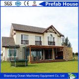 Quarto de hotel de aço do recipiente da casa de campo da luz Prefab do recipiente da casa/casa modular