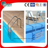 Corrimãos da Escada da piscina de aço inoxidável FL com pedal antiderrapante