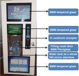 Água a fichas que bebe a máquina de Vending da água do RO (ZL)