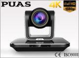 камера видеоконференции 8.29MP 12xoptical Uhd 4k для комнаты проведения конференций (PUS-OHD312/4K)