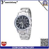 Yxl-332 Stainless Steel Wristband Waterproof Fashion Quartz Watch Chronograph Bid Dial Mens Watch Hand Mechanical Ladies Watch