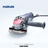 115mm Miniwinkel-Schleifer der pneumatischen elektrischen nassen Luft-850W