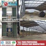 ケニヤの鶏の層の農場のための最もよい品質の金網のケージ