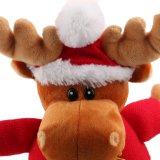 Hochwertiges Weihnachtsgeschenk angefülltes Plüsch-Ren-Spielzeug
