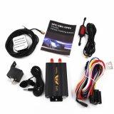 GSM/GPRS volgende GPS van de Auto van het Voertuig Drijver GPS103A+ Tk 103 A + Echt - Acc van de Sensor van de Schok van de Deur van de Drijver van de tijd Alarm