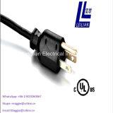 Yonglian Yl014D UL/cUL genehmigte Standardnetzanschlußkabel mit UL/cUL Bescheinigung