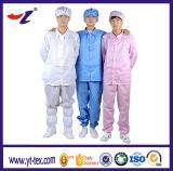 ESD Lapel Garment à manches longues