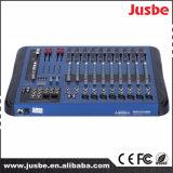 Jb-L12 de hete Verkopende Console van de Mixer van het Controlemechanisme van DJ van de Pionier van 12 Kanaal van de Disco Audio Digitale