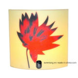 15W het vierkante Plafond van het Glas met de Houder van de Lamp van Ce