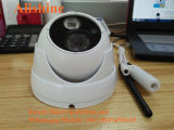HD CCTV WiFiのカメラが付いている明るいLEDのオールインワン太陽街灯