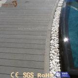Европейская подгонянная напольная палуба WPC составная деревянная для бассеина
