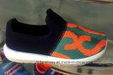 El nuevo diseño embroma los zapatos cómodos de la inyección de los zapatos del deporte (FF1029-6)