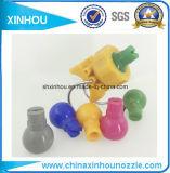 Gicleur principal propre de plastique de pulvérisateur de dépoussiérage de la taille 26988 de la bride Dn32