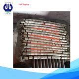 Nuevo tipo horno de inducción industrial para 80kw hecho en China